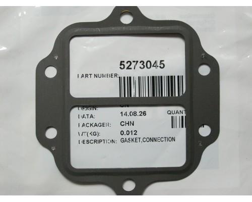 Прокладка между клапаном ЕГР и охладителем 5273045