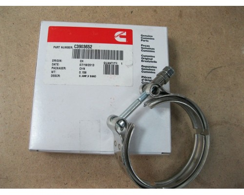 V Band Clamp