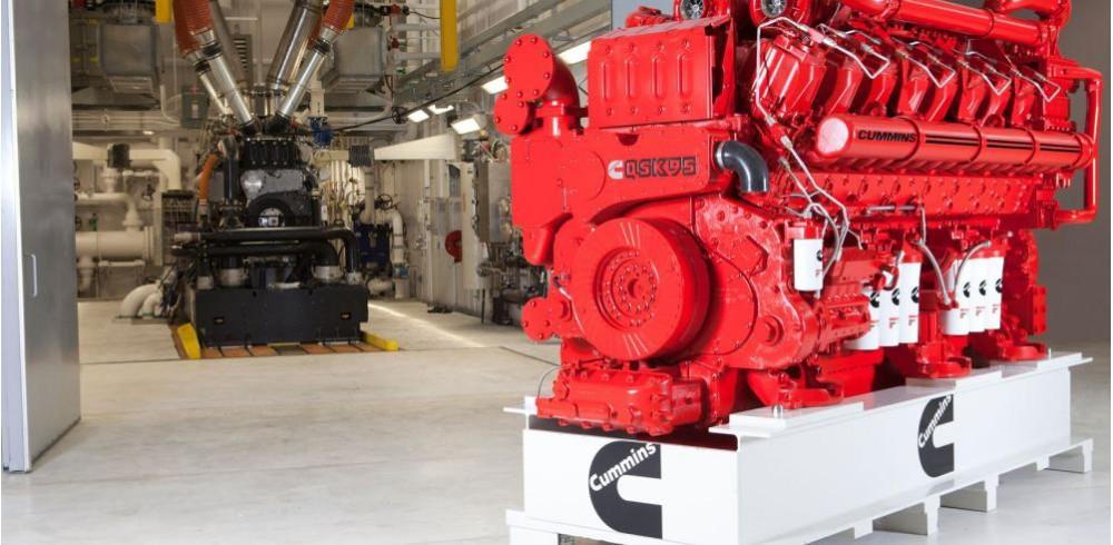 Двигатели для грузовиков